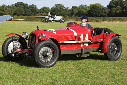 Smith Haven Dodge >> Race Day @ Shuttleworth